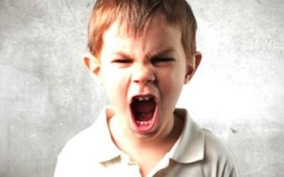 Çocuklarda Öfke Problemi ve Çözüm Yolları
